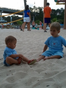 Oliver & Sam in Gulf Shores