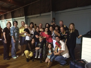 THE ANNUAL NEW ORLEANS SPINA BIFIDA BOWLATHON -  I am so blessed to have so many family & friends join me here.  And even more supported me  in my fundraising efforts… I even got the award for raising the most money for SB…Thanks, guys!!